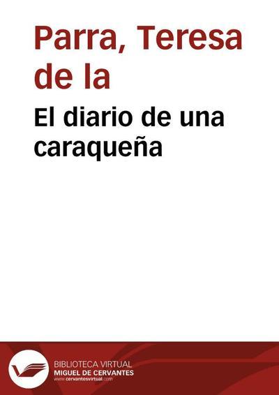 El diario de una caraqueña