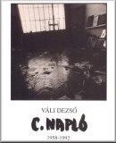 C. napló: 1958-1992