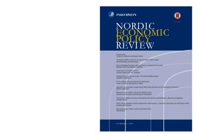 Nordic Economic Policy Review