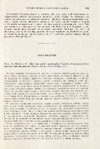 Book received. B. Flury, H. Riedwyl, 1983: Angewandte multivariate Statistik. Computergestützte Analyse mehrdimensionaler Daten. Gustav Fisher Verlag, Jena, 187 pp