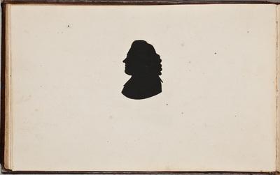 Albuminscriptie / van Dumas, predikant, voor Jean Gaspard Merkus (1758-1813), predikant