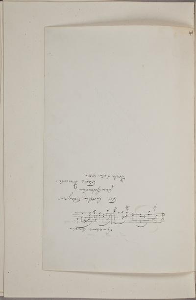 Muzikale bijdrage / van Felix Draeseke (1835-1913), componist, voor het autografenalbum van Rudolf Hugo Driessen (1873-1946) en Caroline Driessen-Kleyn (1883-1938)