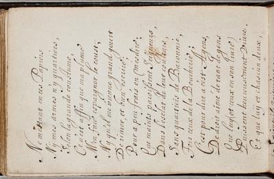 Albuminscriptie van / Balthasar Gerbier (1592-1667), schilder, architect en diplomaat, voor Cornelis de Glarges (1599-1683), diplomaat
