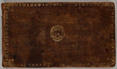 Album amicorum van Louis Schwarz uit Liegnitz (=Legnica)