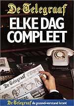 De Telegraaf Elke Dag Compleet De Telegraafde Gezond Verstand Krant