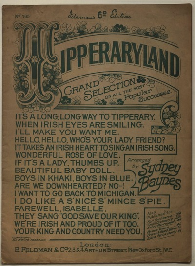 Tipperaryland selection