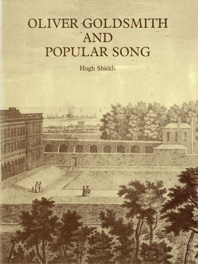 Oliver Goldsmith and popular song