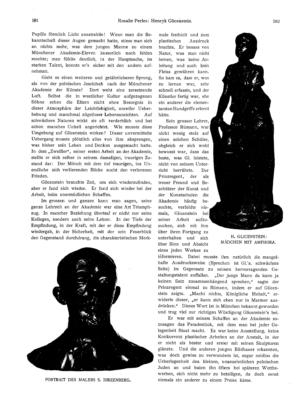Mädchen mit Amphora (Ost und West)