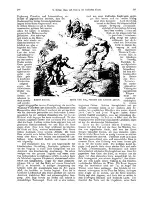 Adam und Eva finden die Leiche Abels (Ost und West)