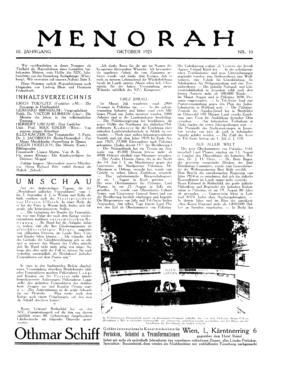 In Völklingen (Saargebiet) wurde ein Kriegsopfer-Denkmal enthüllt ... : (Fotografie) (Menorah)