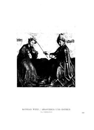Ahasverus und Esther : (15. Jahrhundert) (Menorah)