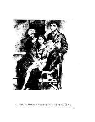 Gruppenporträt: Die Spiwakows : (Gemälde) (Menorah)