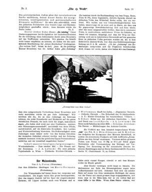 """""""Zionsgrüsse aus dem Golus"""" (Die Welt)"""