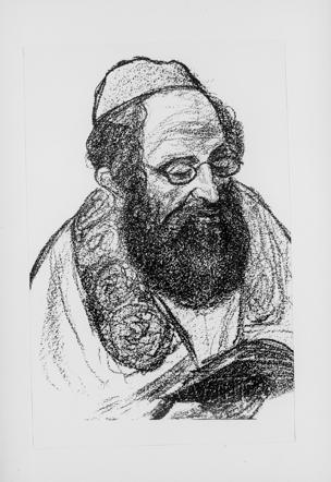 Ostjüdische Typen / von Wilh. Taubert