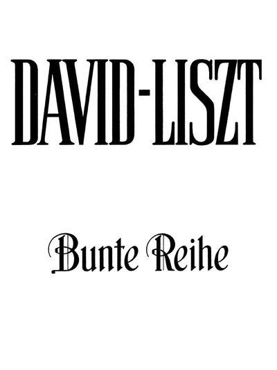 Bunte Reihe : 24 Stücke für Violine und Pianoforte