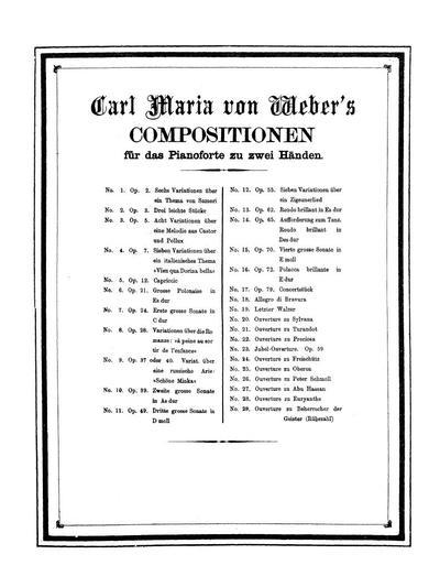 """Sieben Variationen über ein italienisches Thema """"Vien qua Dorina bella"""". Op. 7"""