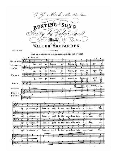 Hunting song