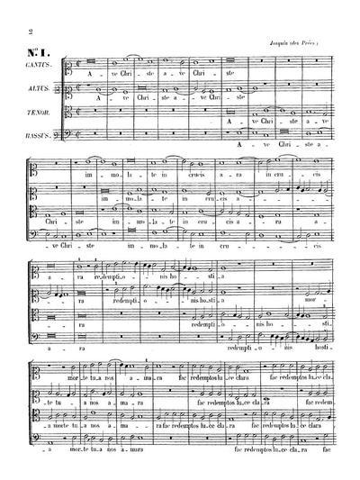 [Три хорала : № 1, 2, 3]