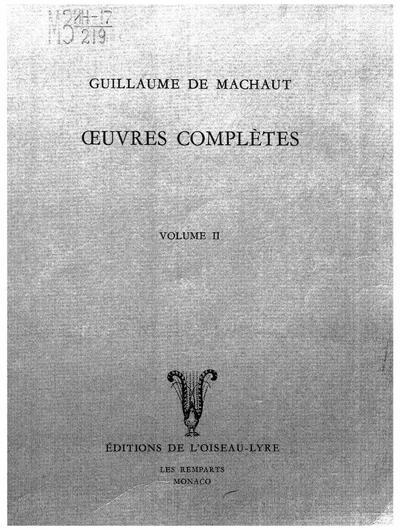 Oeuvres completes - Vol. 2: Les motets