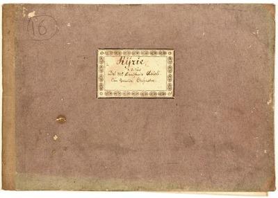 Kyrie.; 3V (TTB), coro 3V (TTB), orch, bc.