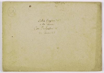 Salve Regina.; Antifona.; T, orch, bc.; Fa.
