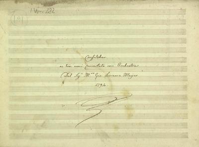Confitebor.; Salmo 110.; 3V (TTB), coro 3V (TTB), orch, bc.; Do.