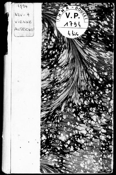 Catalogue raisonné des dessins originaux des plus grands maîtres anciens et modernes [...] : [vente du 4 novembre 1794]; Catalogue raisonné des desseins originaux des plus grands maîtres anciens et modernes, qui faisaient...
