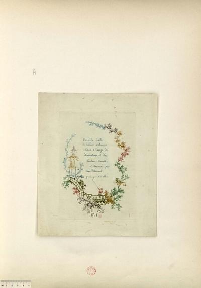 Oeuvre gravé de Jean Pillement. Volume 5; Oeuvre gravé de Jean Pillement : Volume 5