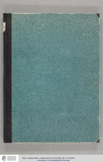 Evangelischer Blumengarten I. II. III. Theil