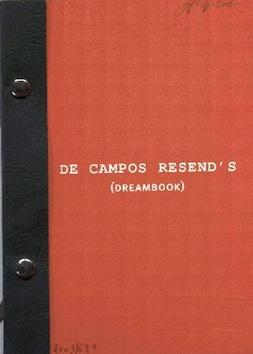 De Campos Resend's (Dreambook) Bedr. Cat. : De Campos Resend's : Collectie L/Z 1999 :