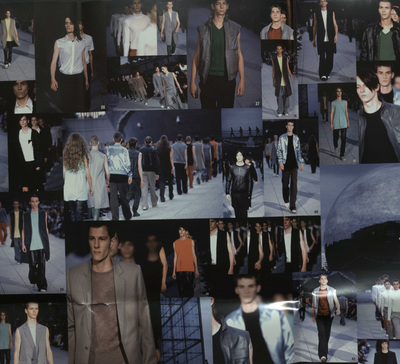 raf simons kinetic youth spring summer 1999 Bedr. Cat. : Raf Simons : Collectie L/Z 1999 :