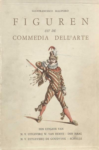 Figuren uit de Commedia dell'arte :