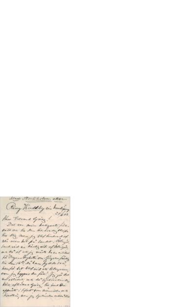 Brev, 1903 06.26, Stockholm, til Edvard Grieg