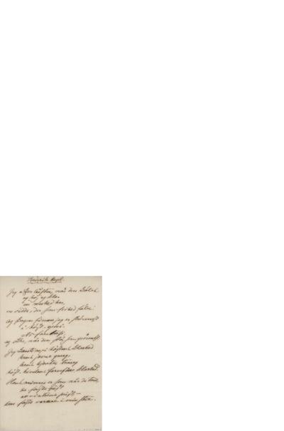 Frederik Hegel; Brev,[ca.1899] 03.18, til Edvard Grieg