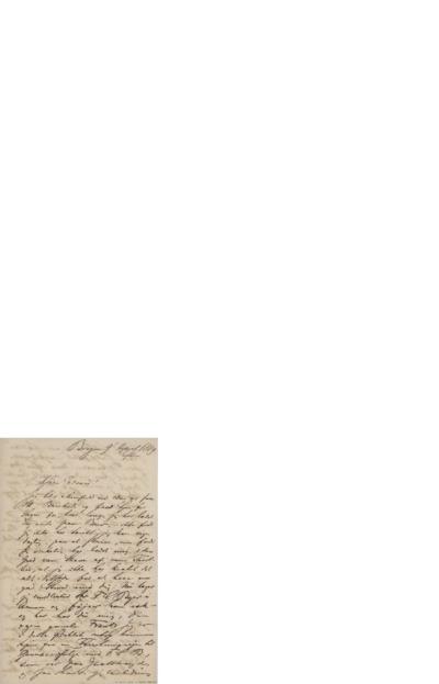 Brev, 1889 04.09, Bergen, til Edvard Grieg