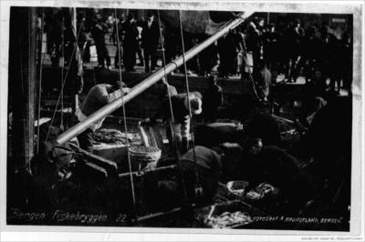 Postkort, 1911 07.11, til Nina Grieg