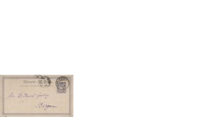Brev, 1882 03.22, Kristiania, Edvard Grieg