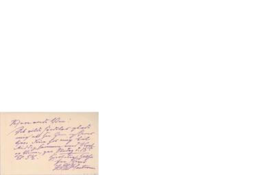 Brev, 1898 05.09, Edvard Grieg