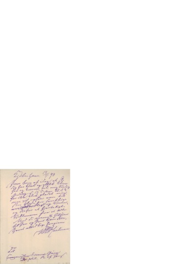 Brev, 1898 05.12, København, Edvard Grieg