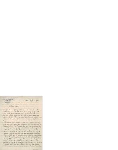 Brev, 1903 06.15, Basel, til Edvard Grieg