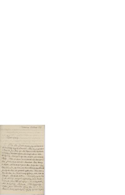 Brev, 1899 12.23, Bestum, til Edvard Grieg