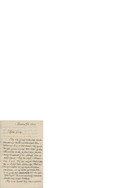 Brev, 1900 02.05, Bestum, til Edvard Grieg