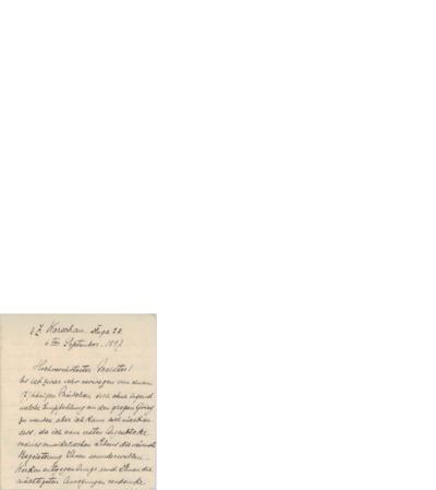 Brev 1897 09.06, Warschau, til Edvard Grieg