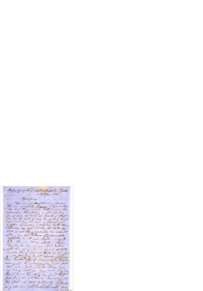 Brev, 1865 06.12, Berlin, Edvard Grieg