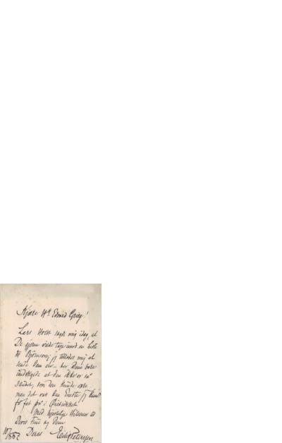 Brev, 1887 08.18, til Edvard Grieg