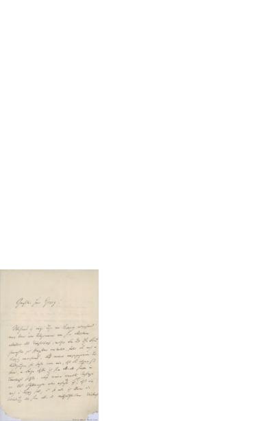 Brev, 1875 05.12,  til Edvard Grieg