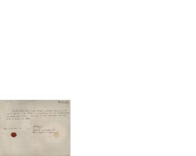 Anbefalinger, ordener, diplomer etc., 1862 04.20, Leipzig, til Edvard Grieg