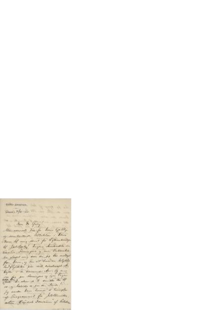 Brev, 1901 11.04, København, til Edvard Grieg