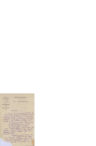 Brev, 1899 06.28, Paris, til Edvard Grieg