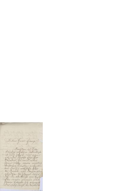 Brev, udatert, Leipzig, til Edvard Grieg